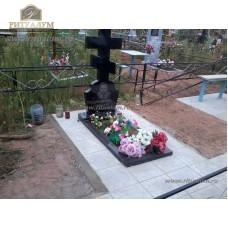 Памятник крест 330 — ritualum.ru